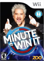 Zoo Games Minute to Win It - PRE-OWNED - Nintendo Wii