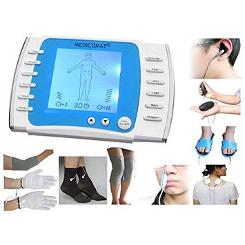 Knee Pain Relief Device Medicomat-21E Knee Brace Magnetic Joint Support Pain Treatment
