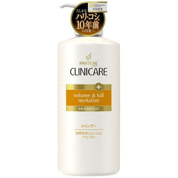 P&G PANTENE CLINICARE | Shampoo| full & thick 550ml (Japan Import)