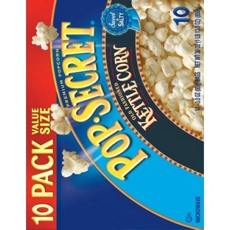 Diamond PopSecret Butter Popcorn, 10 packs