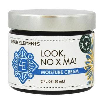 Four Elements Herbals - Moisture Cream for Eczema Look, No X Ma - 2 oz.