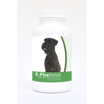 Healthy Breeds Foods Giant Schnauzer Natural Joint Support Chewable Tablets (60-Count)