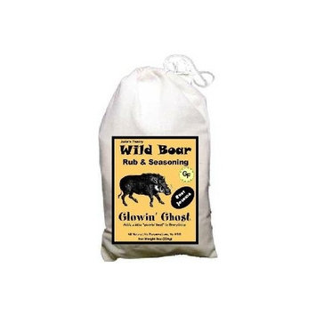 Wild Boar Wild Boar Rub, Ghost Pepper, 8 Ounce