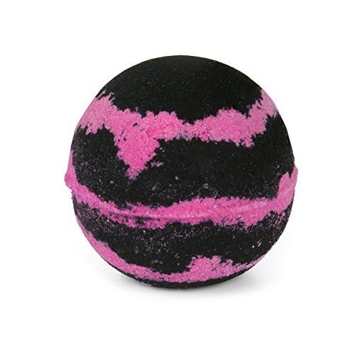 Intimate Bath and Body 5 oz Black & Pink Sugar Bath Bomb