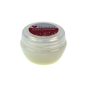 NailMOM cream remover 15g - for eyelash extension glue and nail glue (Bowl type)