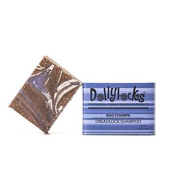 Dollylocks 4.5oz Nag Champa Dreadlock Shampoo Bar
