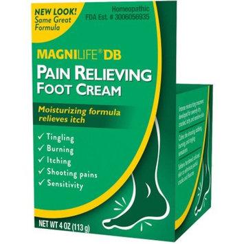 Magnilife DB Pain Relieving Foot Cream, 4 oz