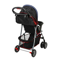 Dream On Me Dream On Me Featherlight Stroller, Red (Discontinued by Manufacturer)