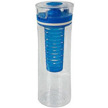 Cool Gear 28-Ounce Infuser Bottle, Blue