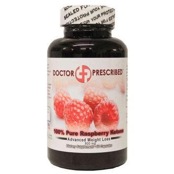 Axiom Mutraceuticals Doctor Prescribed Pure Raspberry Ketone (60 Capsules)
