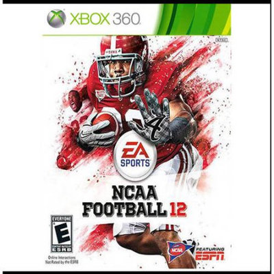 Electronic Arts Ncaa Football 2012 (Xbox 360) - Pre-Owned
