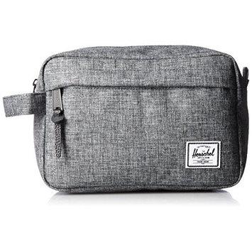 Herschel Supply Co. Chapter Travel Kit,Black,One Size
