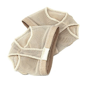 Footful Ballet Dance Metatarsal Pads Ball of Foot Forefoot Cushions Covers Foot Support