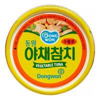 Dongwon Tuna, Vegetable, 5.35 Oz