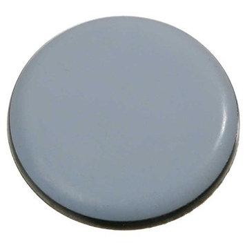 SBS® Self-Adhesive Pack of 16 Teflon Furniture Gliders Diameter 50 mm Thickness 5 mm 100 Laflon Super Conductor