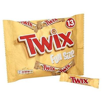 Twix Funsize Bars 13 x 21g - Pack of 2