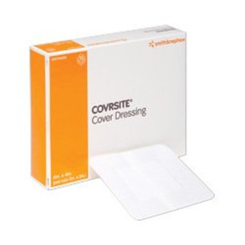 Smith & Nephew CovRSite Cover Dressing 4 x 4, 2 x 2 Pad 30 per Box (5459714100) Category: Bandages and Dressings
