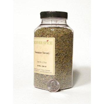 Summer Savory-Large Clear Easy Grip Jar
