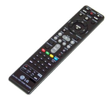 OEM LG Remote Control Originally Shipped With: BH4120S, BH4120