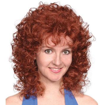 Fashion women medium wavy Posie wig