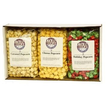 3-Pack Holiday Popcorn Assortment