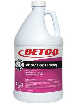 Betco Winning Hands Refill Foam Hand Soap-Mfg# 75004-00 - Sold As 4 Units
