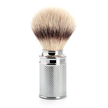 Muhle 31M89 Silvertip Fibre shaving Brush Metal