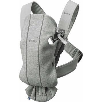 BABYBJORN Baby Carrier Mini in 3D Jersey, Light Grey [3D Jersey]