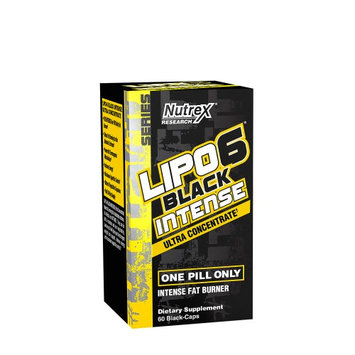 Nutrex Research Lipo-6 Black Intense Ultra Concentrate