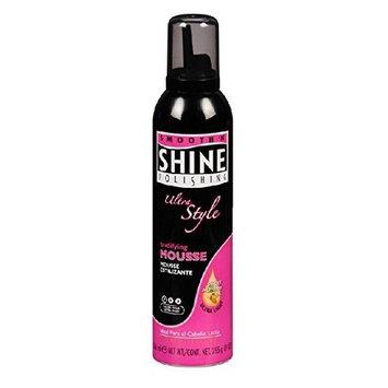 Smooth'n Shine Polishing Ultra Style Bodifying Mousse Extra Hold 266 ml by Smooth'n Shine Polishing