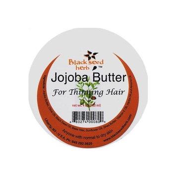 Ginkgo Jojoba Hair Butter for Thinning Hair- 6 oz.