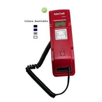 QFX QUANTUM 160IDWHT WHT TRIM PHONE CALLER ID