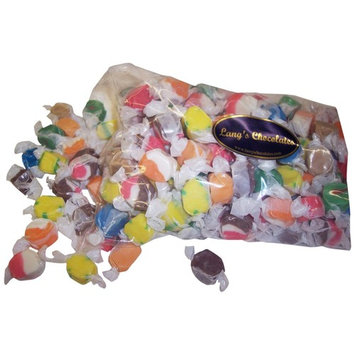 Lang's Chocolates Certified Kosher-Dairy Assorted Salt Water Taffy, 30-Ounce