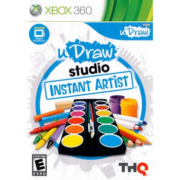 Pipeworks Software Refurbished Udraw Studio Instant Artist(Xbox 360) - Pre-Owned