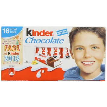 Kinder Chocolate Mini Treats 16 Pieces Imported From The UK England