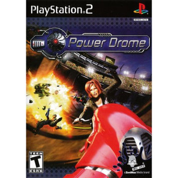 Mud Duck Productions 093155124509 Powerdrome Racing - PlayStation 2