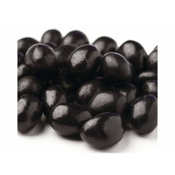 Sweet's Black Licorice Jelly Beans, 2 lb Bag in Certified Frustration-Free Packaging [Frustration-Free Packaging]