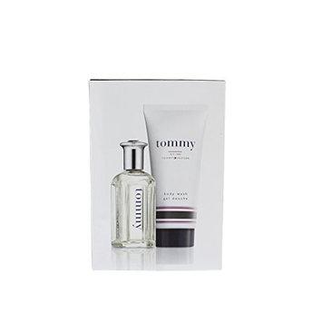 Tommy Hilfiger Set Cologne Spray 1 oz New Packaging & Body Wash 3.4 oz