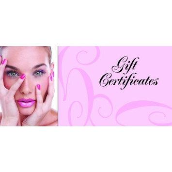 Debra Lynn Professional Gift Certificates - (50 Per Book)