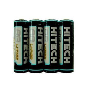 Hitech - 4 AA Lithium 2900mAh Batteries (Non-Rechargeable)