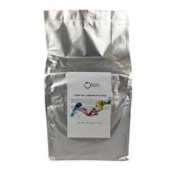 25 Pounds Epsom Salt (Magnesium Sulfate) Greenway Biotech, Inc. Brand