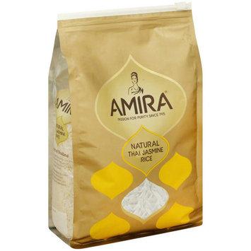 Amira Natural Thai Jasmine Rice, 2 LB, (Pack of 6)