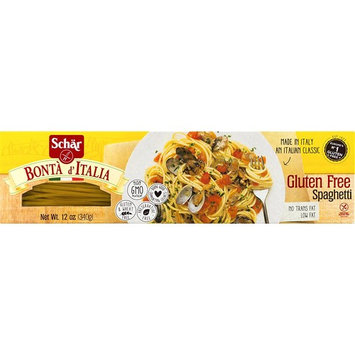 Schar Naturally Gluten-Free Spaghetti, 12-Ounce (Pack of 4)