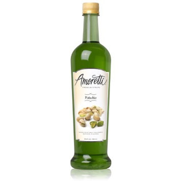 Amoretti Premium Syrup, Pistachio, 25.4 Ounce [Pistachio]