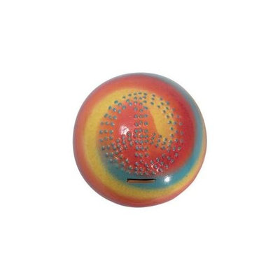 Girly Chic Tie Dye Peace Sign Bubble Bank