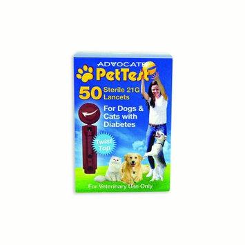 Pharma Supply, Inc. PetTest Twist Top Lancets for Diabetic Pets