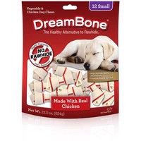 Dreambone, Chicken, Small/Medium, 12-Pack