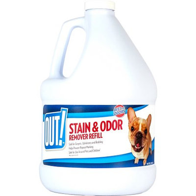 OUT! Stain & Odor Remover Refill 96oz