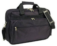 Ddi Deluxe Briefcase - Black (Pack Of 12)