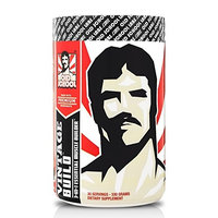 VINTAGE BUILD Post Workout BCAA, Creatine, L-Glutamine - The Essential 3-in-1 Muscle Building Recovery Powder for Men and Women (Fresh... [Fresh Berries]